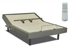 Adjustable Bed Base with Wi-Fi Wireless Remote Massage and USB [ID 3776841]