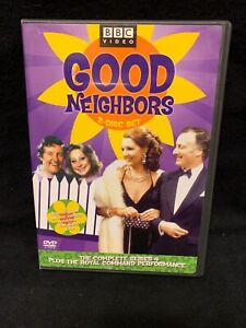 BBC Video Good Neighbors DVD 2 Disc Set Complete Series 4 Used UK Series