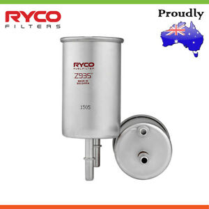 Brand New * Ryco * Fuel Filter For VOLVO XC60 T6 R-DESIGN 3L 6Cyl
