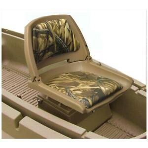 Extra Seat for Beavertail Stealth 1200 Sneak Boat 360° Swiveling Seating Chairs
