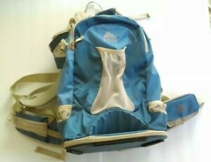 Kelty Kids Backpack Carrier TC 3.0 Blue Gray Outdoors Hiking Festival Camping