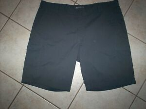 MENS SIZE 38 NIKE GOLF GRAY DRI-FIT ATHLETIC SHORT AWESOME