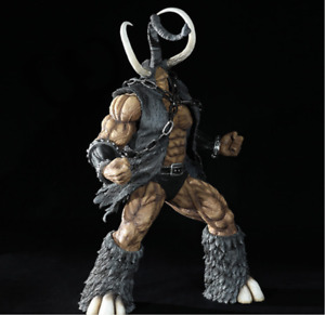 Kinnikuman The Curations Spice Seed Mammoth Man Series Statue Figure