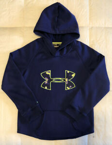 Girls Under Armour Hoodie Size Youth M