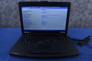 Panasonic Toughbook CF-54C0001CM i5 2.30GHz Touchscreen 16580 Hours C101807