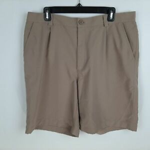 Under Armour Performance Men's Casual Golf Shorts Size 36 Beige TP17