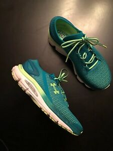 Under Armour Womens I Will Run Long Speedform Athletic Running Shoes 8.5 $34.99