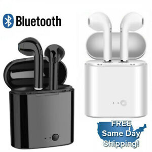 Bluetooth Earbuds For Earpods iPhone Android Samsung Wireless Airpods Earphones