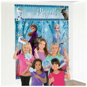 Frozen 2 Wall Banner Scene Setters with Props