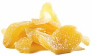 FirstChoiceCandy Ginger Crystallized Sweet And Spicy In A Resealable Bag
