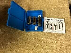 DILLON PRECISION RELOADING 45 ACP 45 AUTO PROGRESSIVE CARBIDE 3 DIE SET W BOX