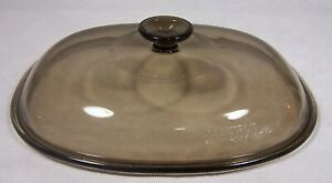 MAGNAWAVE PERFECTION MICROWAVE ROASTER OVAL REPLACEMENT  LID VERY GOOD CONDITION