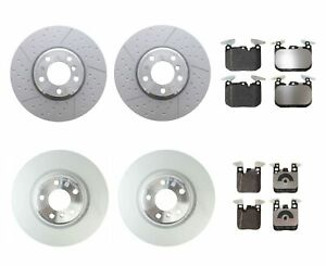 Genuine Front Rear Brake Kit Disc Rotors Pads For BMW F22 F23 F30 M Sport Brakes