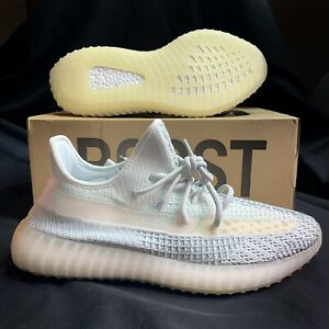 Yeezy Boost 350 V2 Cloud White Size 12.5 Men Genuine New W Box and Tags FW3043