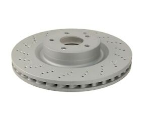 Pagid Front Left or Right Drill Vent Brake Disc Rotor For MB W204 W207 W212 C250 $137.45