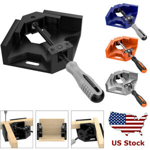 Housolution TOOLS Corner Clamp For Wood Metal Right Angle 90 Degree Weld Welding $22.09