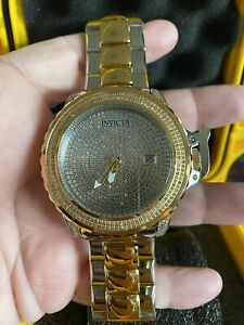 Invicta 27638 Subaqua Noma II 2.96 CTW Diamond L.E. Automatic 2 Tone Watch