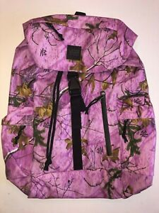 Vans New Real Tree Backpack Women's OSFA Real Tree Pink Camo
