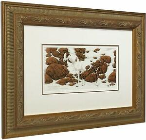 Bev Doolittle Hide and Seek Print quot;Fquot; Matted amp; Framed Signed amp; Numbered with coa $199.99