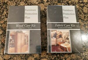 Furniture Fabric Care amp; Wood Care Program Kits by Stainsafe NEW Sealed Box