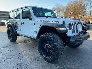 2020 Jeep Wrangler Rubicon Hellcat 2020 Jeep Wrangler Unlimited Rubicon 4 Door Hellcat 4x4