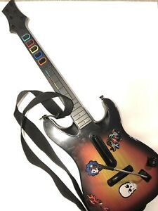 PlayStation 3 Sunburst  Guitar Hero Wireless Controller PS3 95451.805 No Dongle