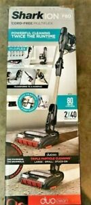 NEW Shark ION F80 DuoClean Cord-Free Vacuum IF282