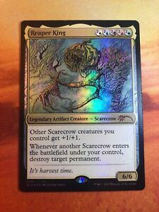 1x Reaper King FOIL x 1 MTG MINT NM Secret Lair PACK FRESH Kaleidoscope Kill