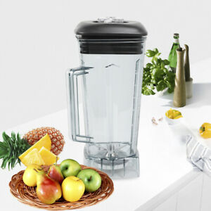 2L Container Jar BPA-free Jug Pitcher Cup + Lid Parts for Commercial Blender