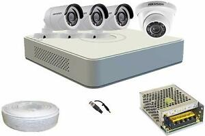 CCTV Security Camera Hikvision Outdoor and indoor Night vision Waterproof