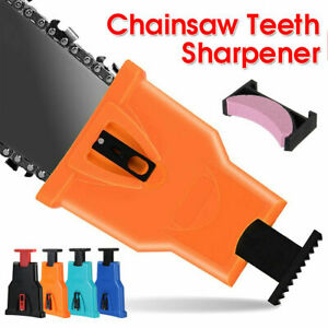 Chainsaw Teeth Sharpener Fast Sharpening Chainsaw Chain Woodworking Tool
