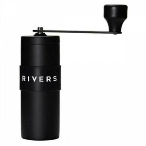 RIVERS GRITMBK Made in Japan Coffee Grinder Grit Matte Black Japan with Tracking