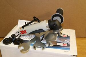 "New 3M 4 1 2"" Heavy Duty Air Pneumatic 1.0 HP Right Angle Grinder T27 12000 RPM $289.95"