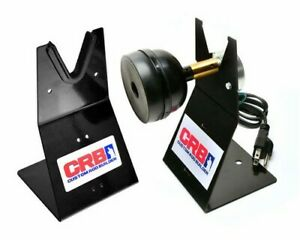 CRB Fishing Rod Dryer System With Clutch 9rpm 110v Item RDCA 9 110V To Build Rod