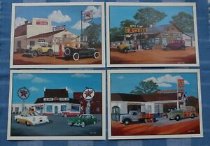 Vintage Lithographs of Classic Automobiles Throughout American History $12.99