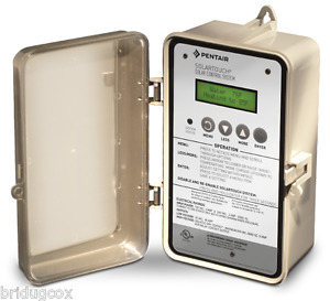 Real! Newest Firmware! Pentair SOLARTOUCH 521590 from 521592  Solar Control Unit