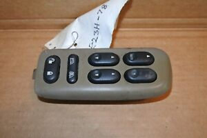 Ford Escape Master Power Window Switch Driver Side OEM Part 2002 #27sm $19.99