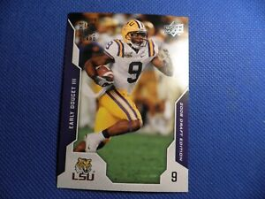 2008 Upper Deck Draft Edition EARLY DOUCETT Rookie Card#34