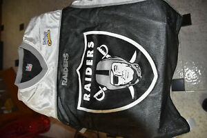 NFL Football Flag Reversible Jersey Oakland Raiders
