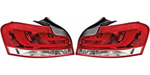 HELLA LED Tail Light Rear Lamp LeftRight White Red Fits BMW E88 E82 Coupe 2007 $299.00
