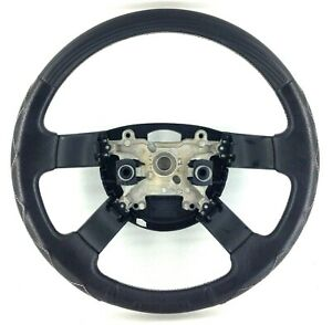 Genuine Range Rover Kahn Design carbon steering wheel. L322 Vogue etc. 16A