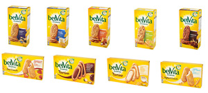 BELVITA BREAKFAST BISCUITS 9 FLAVOURS 250 300G SOFT BAKE HEALTHY FAST