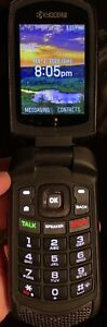 Kyocera DuraXT Black Sprint Cellular Phone