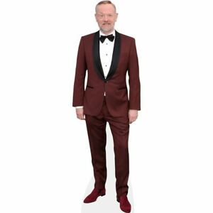 Jared Harris (Maroon Suit) Mini Cutout
