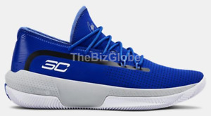Under Armour Men's Stephen Curry 3Zero III Basketball Shoes $64.99