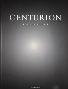 American Express Black Card Centurion Magazine AKA Black Ink. Every Issue-All 40