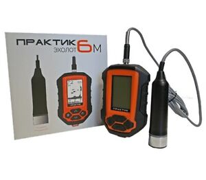 Fish Finder GPS PRAKTIK 6 M $199.99