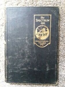 Pennsylvania College 1918 The Spectrum Yearbook $25.00