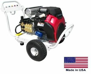 PRESSURE WASHER Portable - Cold Water - 5.5 GPM - 3500 PSI - 20 Hp Honda - HP