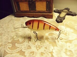 DW 000 Shad Magnum Custom Muskie Lure by Danny Wade